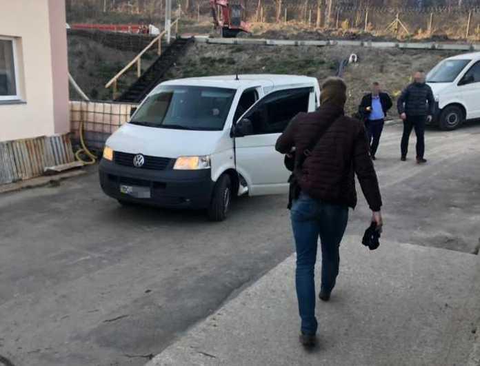 Підлеглого Садового викрили на багатомільйонному хабарі. Фото прес-служба СБУ Львівщини