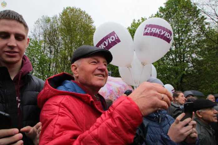 Україна захистить свої здобутки, отримані за останні 5 років – Президент у Львові