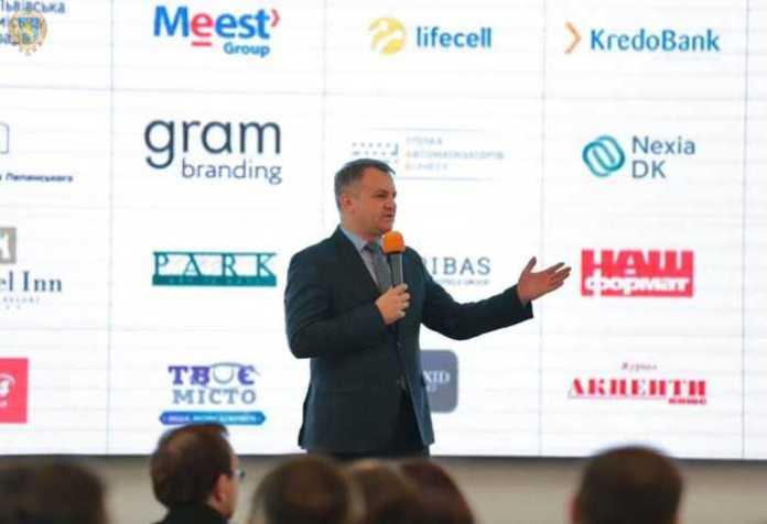 Бачення майбутнього для нашої країни – це бачення українського суспільства, і бізнес тут не може стояти осторонь, - Олег Синютка під час Весняного ділового форуму