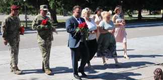 Полторак приїхав до Львова