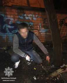 """У Львові """"накрили"""" наркодилера"""