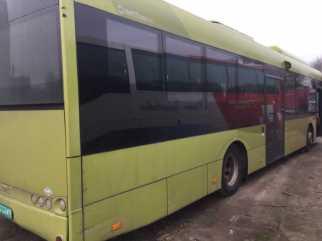 У Львові курсуватимуть екологічно числі автобуси, фото Асоціація перевізники Львівщини