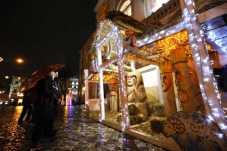У Львові урочисто відкрили різдвяну шопку