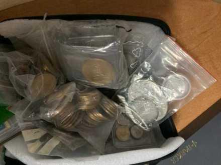 У «Краківці» виявили понад 4,5 тисячі монет та банкнотів