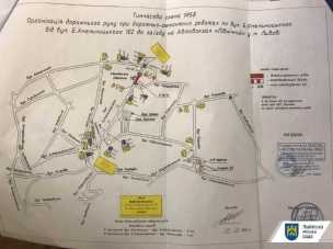 У Львові з 11 січня перекриють для руху транспорту частину вулиці Богдана Хмельницького