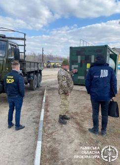 У Львові на хабарі затримано керівника структурного підрозділу військової частини