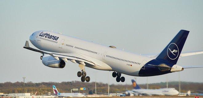 Німецька авіакомпанія запускає новий рейс зі Львова у Франкфурт