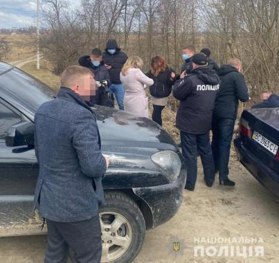 У Яворівському районі вилучили кілограм «метамфетаміну». Фото: Національна поліція
