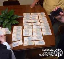 """37 тис грн за оренду приміщень: затримано службову особу """"Львівської політехніки"""""""