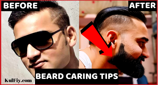 Beard Care and Grooming Tips in Hindi