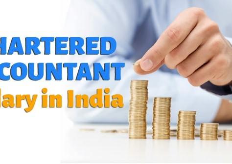 CA Salary in India