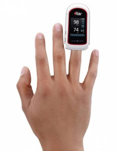 Masimo MightySat Finger Pulse Oximeter