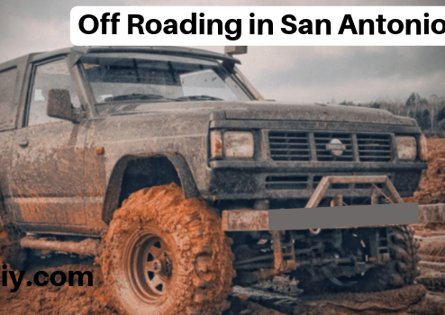 Off Roading in San Antonio