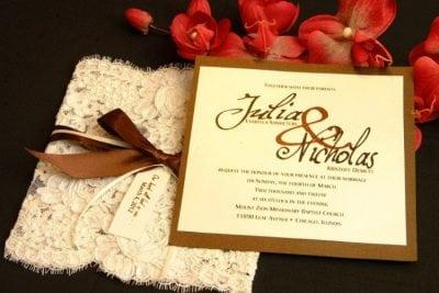 Wedding Invitation Cara Dan Contoh Membuat Surat Undangan