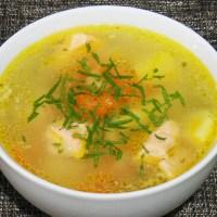 Ekspresowa zupa rybna