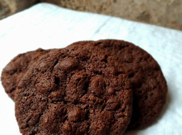 Hasselnötcookie_