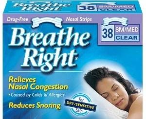 breathe right kullanıcı yorumları