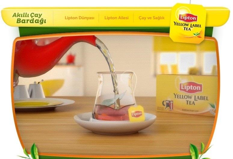akıllı çay bardağı oyun oyna
