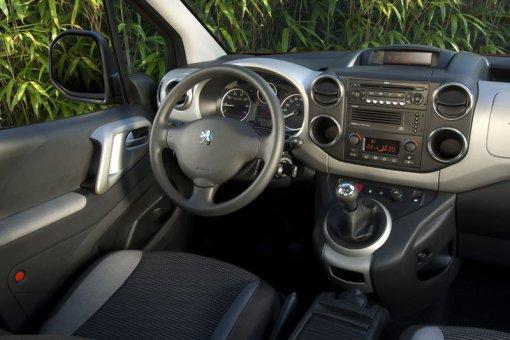 Peugeot Partner Tepee Outdoor