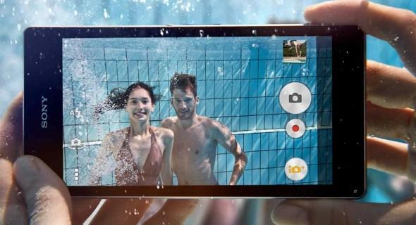 Sony Xperia Z1 Resimleri
