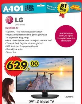 A101 29MT45 LG TV Kullanıcı Yorumları