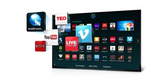 Samsung 40 inch Full HD Smart Led Tv