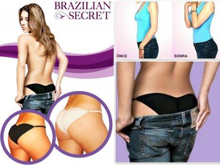 BrazilianSecret Kalça Dikleştirici