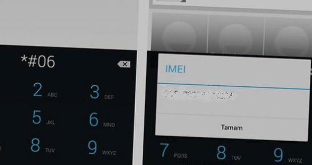 Telefon İmei Numaramı Nasıl Öğrenebilirim?