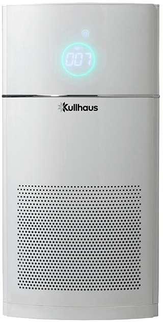 Kullhaus AERO air cleaner ionizer for Healthy Living. Kullhaus air treatment appliances