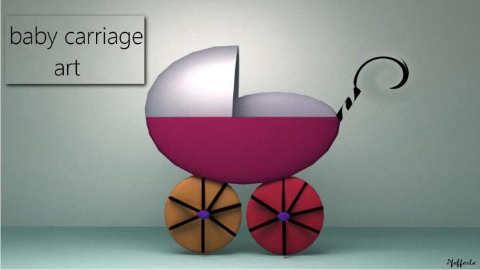 baby carriage | morguefile.com