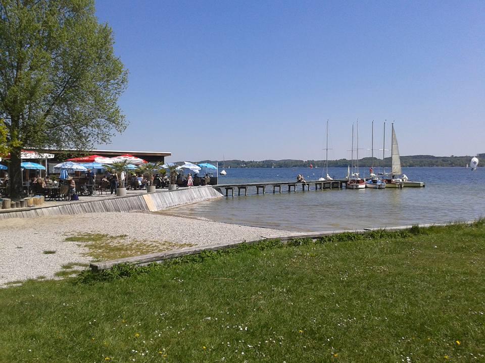 Strandbad Schondorf am Ammersee