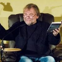 """Lesung von Jostein Gaarder im Rahmen der Nordischen Literaturtage 2013 und Rezension seines Romans """"2084 - Noras Welt"""""""