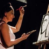 Frida Kahlo in einem Zimmertheater – mehr Intensität ist kaum vorstellbar!