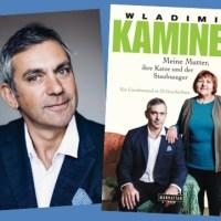 Rezension zu Wladimir Kaminers aktuellem Buch »Meine Mutter, ihre Katze und der Staubsauger - Ein Unruhestand in 33 Geschichten«