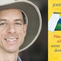 Rezension zu John Streleckys »Was nützt der schönste Ausblick, wenn du nicht aus dem Fenster schaust«