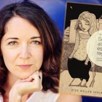 Lesung und Rezension zu Iris Wolffs »So tun, als ob es regnet - Roman in vier Erzählungen«