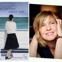 Lesung zu Verena Carls Roman »Die Lichter unter uns«
