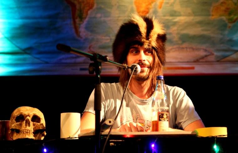 Andy Strauß - (c) Foto Matthias Stehr