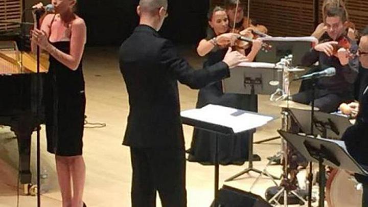 filharmonija vo new york