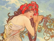 Courtesy of Alfons Mucha