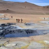 Island - Hochtemperaturgebiet Hverarönd