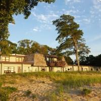 Entlang der Ostküste des Lake Michigan: Manistee und das Lakeshore Motel