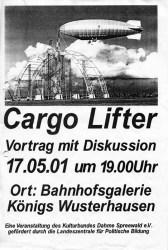 Cargo Lifter - Vortrag mit Diskussion