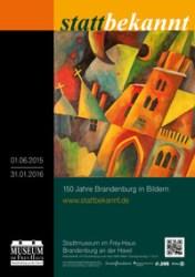 Spurensuche in Brandenburg/Havel