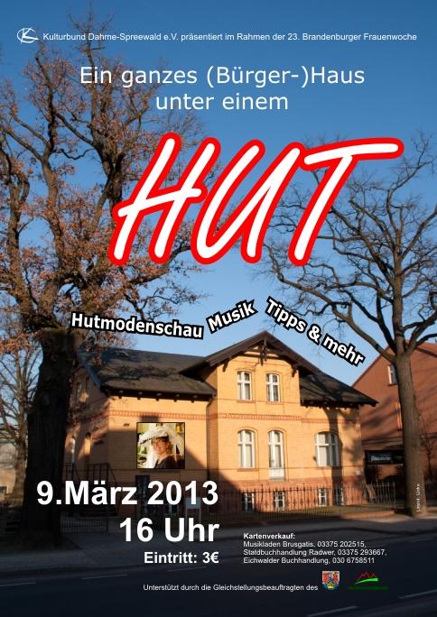 Ein ganzes (Bürger-) Haus unter einem Hut