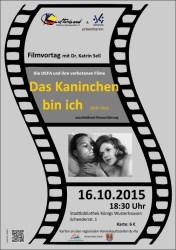 Das Kaninchen bin ich (DDR 1965) - ein Filmvortrag