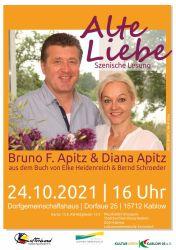 """Szenische Lesung: """"Alte Liebe"""""""