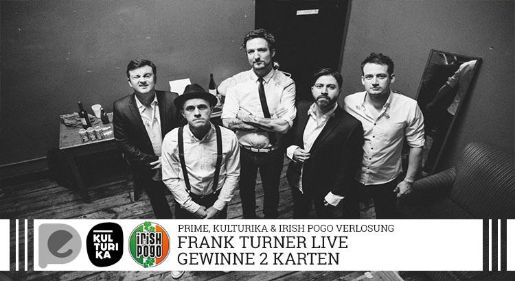 Frank Turner-Verlosung-Konzertkarten