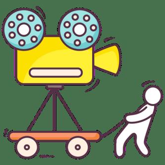 video camera,retro camera,cinematography,movie camera,camcorder,1672106