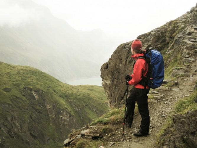 Lieber leicht laufen - mit kleinem Gepäck auf der Großglocknerumrundung
